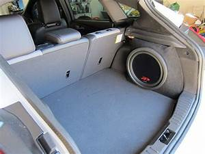 Need Small Airspace Subwoofer Recommendations