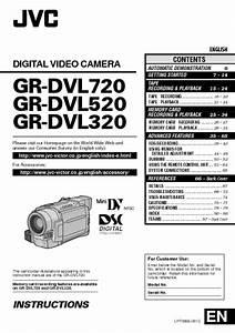 Gr-dvl520 Manuals