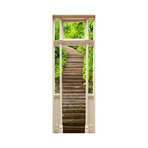 stickers escalier trompe l oeil stickers trompe l oeil escalier maison design bahbe