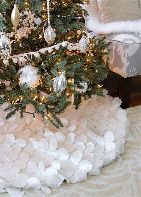 unique christmas tree popsugar home