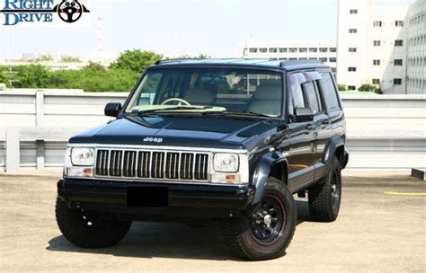 jdm jeep cherokee rhd postal vehicles for sale autos post