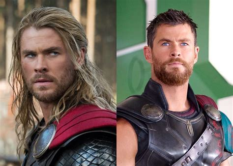 You Prefer Thor With Long Hair Short Gen