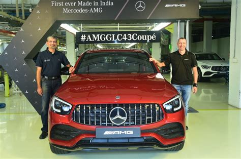 The glc 43 coupe rivals the. Mercedes-AMG GLC 43 4MATIC Coupe price in India revealed - Autocar India