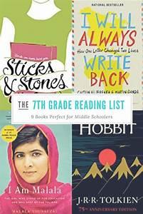 7th Grade Reading List - The Organized Homeschooler