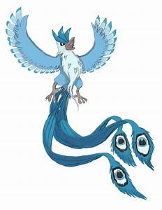 Mega Articuno by Call-Of-The-Indie on DeviantArt