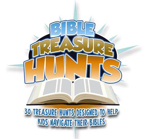 bible treasure hunts teach sunday school