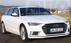 2018 Audi A6 Wagon