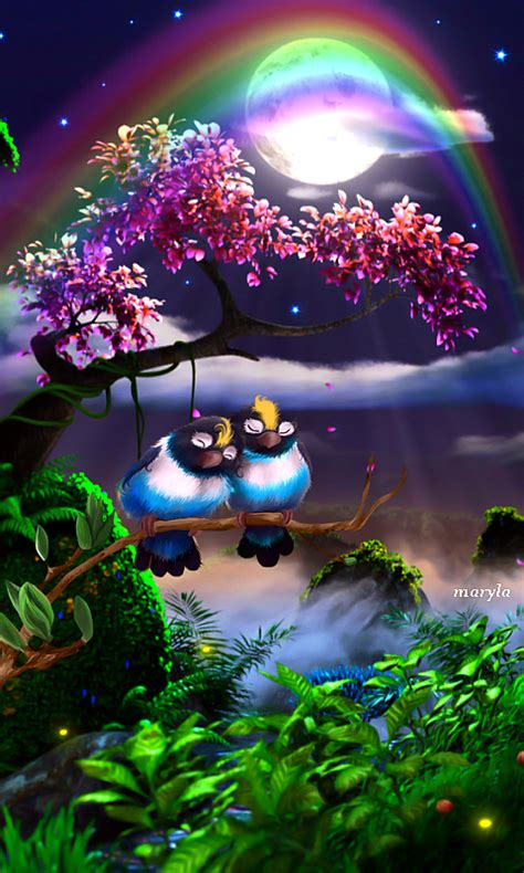 descargar love birds    wallpapers love bird
