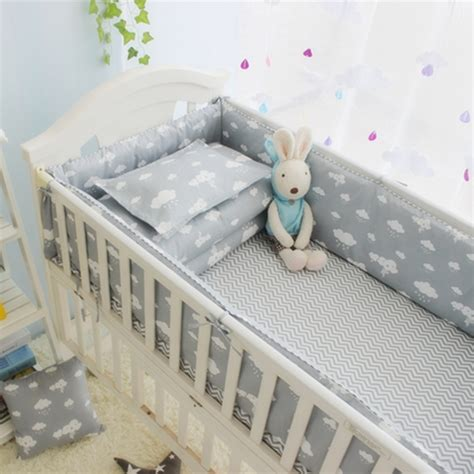 multi size infant baby crib cot bed linen 100 cotton