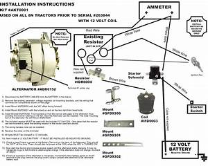 8n Ford Tractor Wiring Diagram 6 Volt