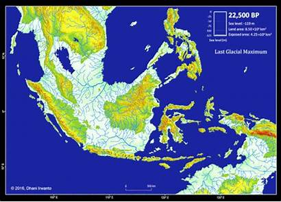 Southeast Continent Lost Flood Before Asian Asia