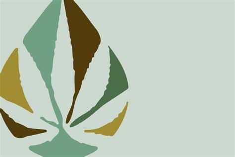 Chilllounge Leaf Marijuana Logo Design