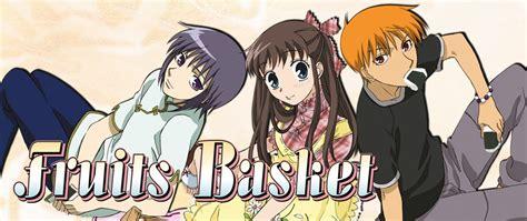 Anime Fruit Basket Episode 1 Fruits Basket