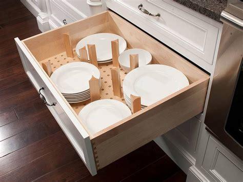kitchen cabinet dish organizers kitchen cabinet accessories pictures ideas from hgtv hgtv
