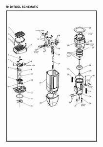 Ramset R150 Parts List