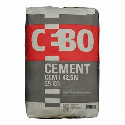 Cement Portland Cebo 5n 25kg Bmn Cem1