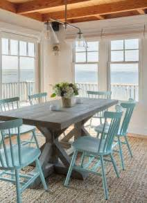 coastal dining room sets 25 best ideas about painted dining chairs on dining room colors dining room drapes