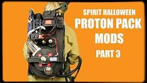 Spirit Halloween Proton Pack Mods   Part 3