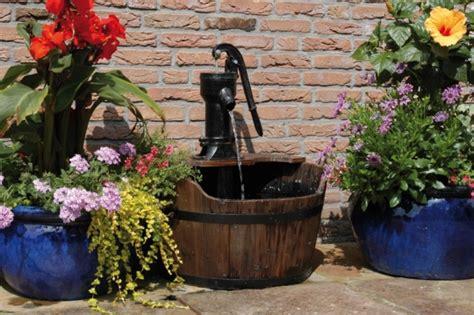 Stimmungsvolle Zierbrunnen Für Garten Und Terrasse