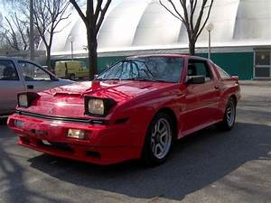 Zaczg 1988 Mitsubishi Starion Specs  Photos  Modification