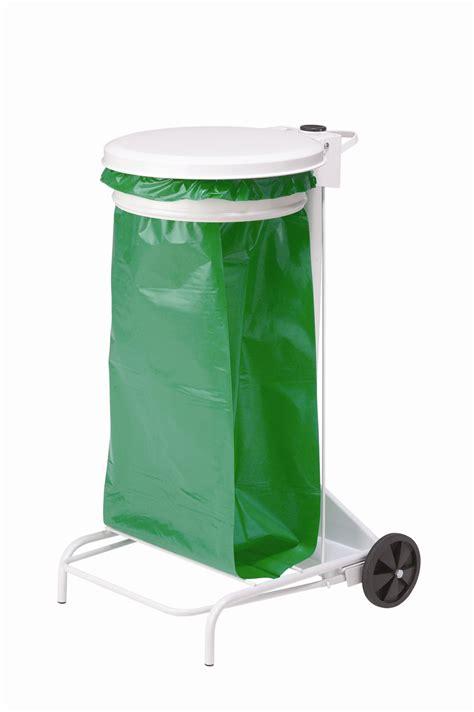 poubelle de cuisine blanche poubelle de cuisine collecroule haccp couvercle blanche 110 l
