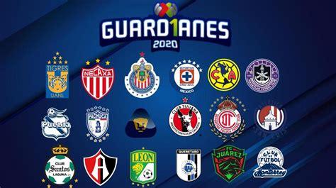 Liga MX: Tabla general de posiciones Jornada 12 del ...