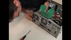 Dell Dimension Power Supply Installation