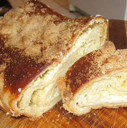 czech braided christmas bread vanocka recipe