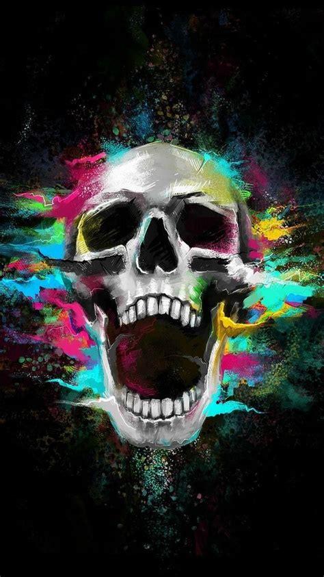 Animal Skeleton Wallpaper - skeleton skull wallpaper skeleton clowns guns