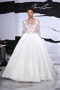 wedding dress fall 2012 dennis basso for kleinfeld bridal 24 With kleinfeld wedding dresses