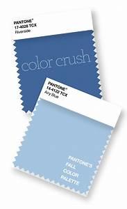 Color Crush: Pantone's Riverside Blue
