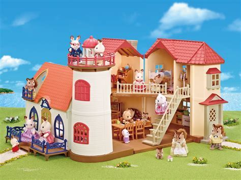 Starry Point Lighthouse   Sylvanian Families