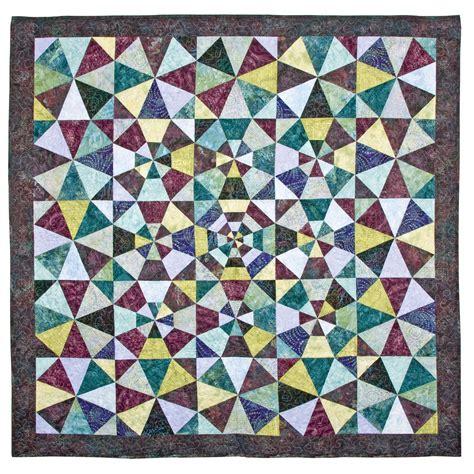 Isosceles Triangle Quilt Pattern