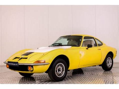 1972 Opel Gt For Sale by 1972 Opel Gt 1900 For Sale Car And Classic