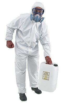 ppe disposable suits cat  type   asbestos coveralls