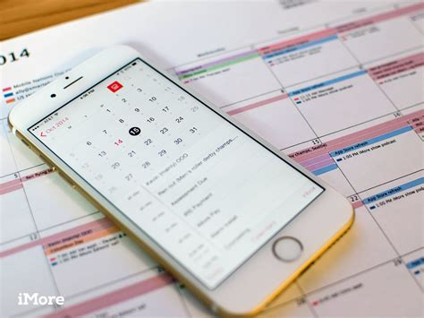 how to a calendar on iphone calendar app the ultimate guide imore