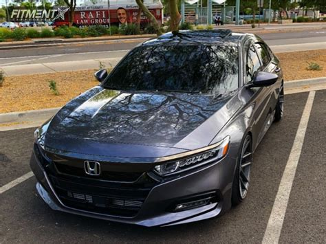 For full details such as dimensions, cargo capacity, suspension, colors, and. 2018 Honda Accord Sport Wheel Offset - Sport Information ...