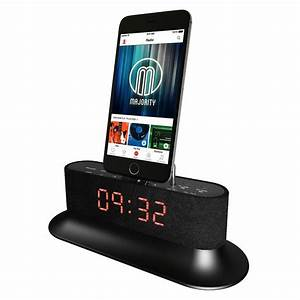 Dockingstation Iphone 5s : mercury docking station speaker dock alarm for ipod iphone 5 5s 5c 6 6 7 ebay ~ Orissabook.com Haus und Dekorationen