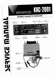 Kenwood Krc2001