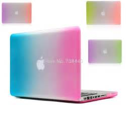 2014/2015 new free shipping Laptop shell protector for Apple Mac Book Air 11 13 inch / notebook accessories colorful case