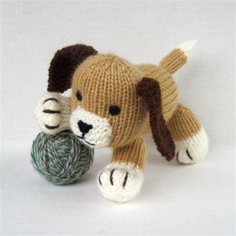 woodland baby knit yourself a pet knitting patterns