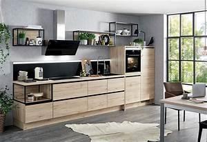 Deco Cuisine Bois : cuisine en bois ixina france ~ Melissatoandfro.com Idées de Décoration