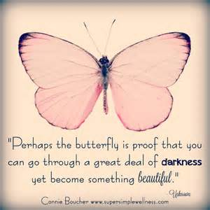Butterfly Quote