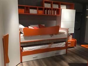 Chambre Gain De Place : lit enfant original pour une chambre de fille et de gar on ~ Farleysfitness.com Idées de Décoration