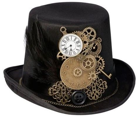 17 best ideas about steunk top hat on