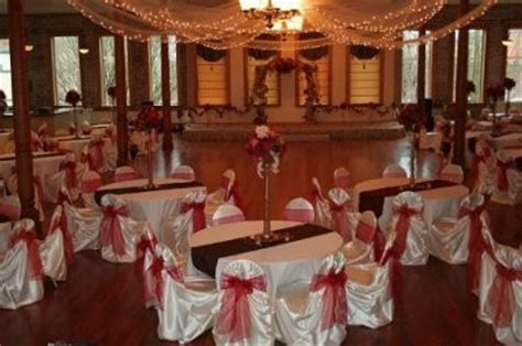 separate reception and ceremony locations weddings