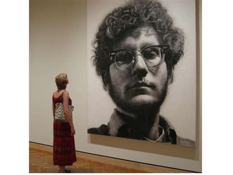 chuck close portrait drawings ams art room