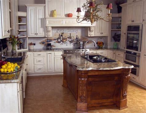 English Style Kitchen-traditional-kitchen-miami-by