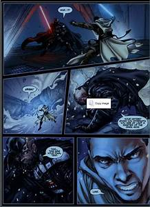 Darth Revan vs Darth Vader | Page 5 | Spacebattles Forums