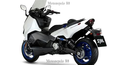 Maxsym 600i 2019 by Sym Motorcycle Models 2018 Menhavestyle1
